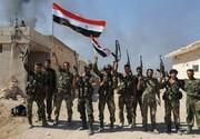 ورود ارتش سوریه به شهر و فرودگاه «الطبقه» و ناحیه «تل تمر»