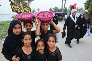 خادمان کوچک سیدالشهدا علیه السلام