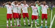 درخواست فرانسه از یوفا برای محرومیت تیم ملی ترکیه