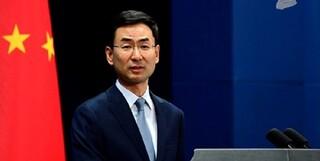 سخنگوی وزارت امور خارجه چین