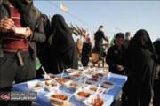 تقدیر نمایندگان جمهوری اسلامی از ۶۰۰ موکبدار عراقی