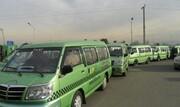 پیش بینی حدود ۱۰۰ون تاکسی برای سرویس دهی درون استانی