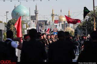 عزاداری اربعین حسینی مشهد مقدس