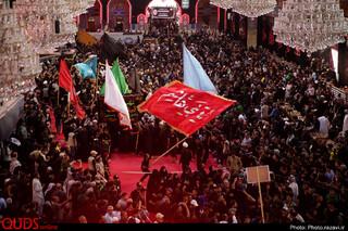 عزاداری اربعین حسینی کربلای معلی 2