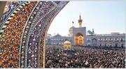 برگزاری برنامههای متنوع ویژه هفته بسیج در حرم مطهر رضوی