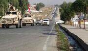 ورود ۱۰۰ خودروی زرهی آمریکا از سوریه به عراق