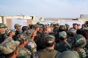 حضور «بشار اسد» در خطوط مقدم نبرد در جنوب «ادلب»