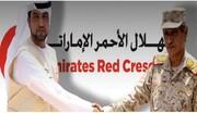 سازمان هلال احمر امارات، بازوی اطلاعاتی ابوظبی در یمن
