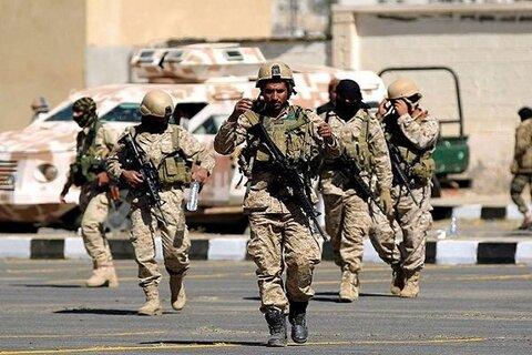 نظامیان عربستان