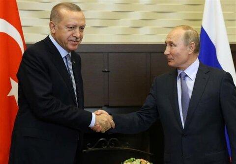 توافق اردوغان و پوتین