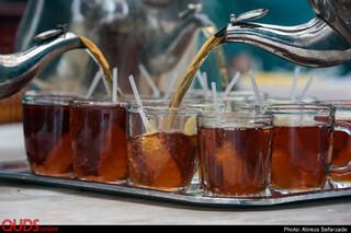 چایخانه حضرت رضا علیه السلام