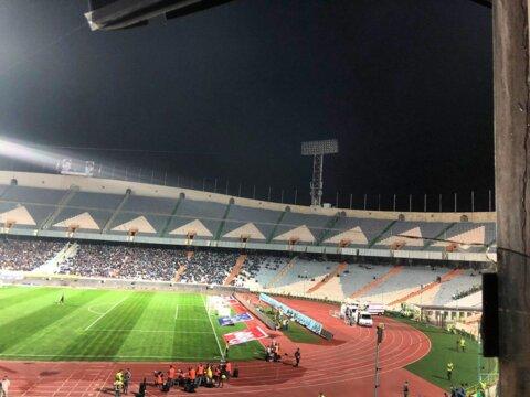 برق ورزشگاه آزادی