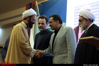 افتتاح بیست و یکمین نمایشگاه کتاب در مشهد