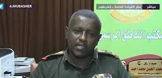 سخنگوی ارتش سودان