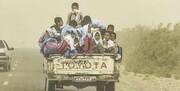 چرخش حادثه گرداگرد دانش آموزان بشاگرد/«وانت» سرویس لاکچری در مناطق محروم