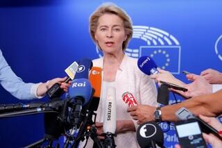اورزلا فون در لاین رئیس کمیسیون اروپا
