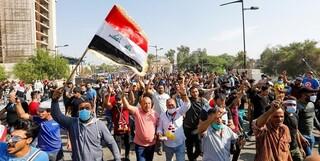 ناآرامی های عراق