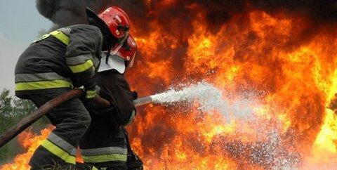 سازمان آتش نشانی مشهد