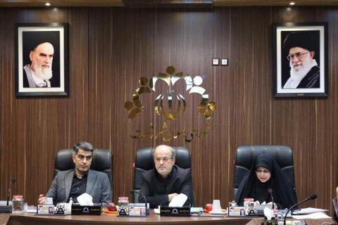 شورای شهر رشت