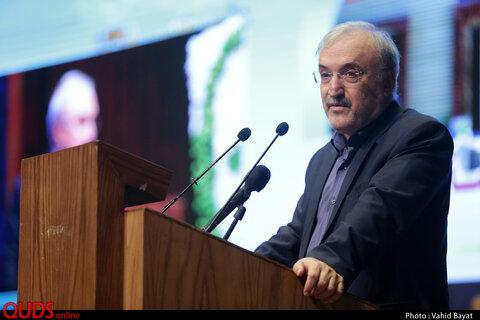 وزیر بهداشت دکتر سعید نمکی