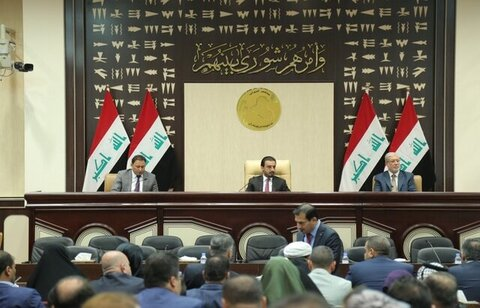 رِئیس مجلس عراق