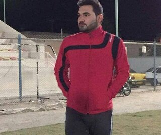 عماد طرفی مربی فوتبال