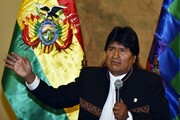 اوو مورالس، رئیسجمهور بولیوی از سمت خود استعفا کرد
