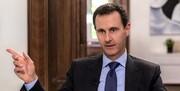 بشار اسد: تحریمها، تلاش ناامیدانه غرب برای ساقط کردن حکومت دمشق است