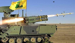 تجهیزات جنگی حزب الله لبنان