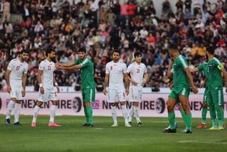 فوتبال ایران- عراق