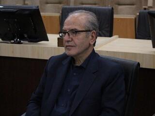 بهروز حصاری رئیس اتاق اصناف استان البرز