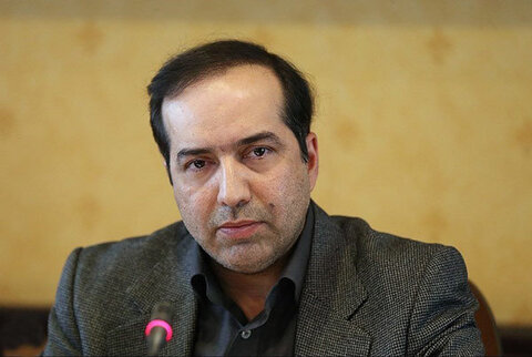 حسین انتظامی رئیس سازمان سینمایی
