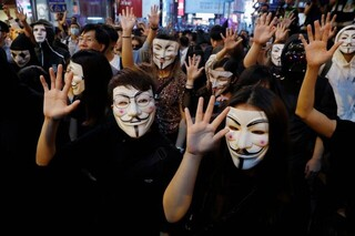 اعتراضات هنگکنگ