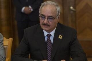 فرمانده ارتش ملی لیبی