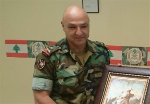 فرمانده ارتش لبنان