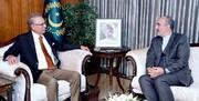 قدردانی رئیسجمهور پاکستان از مواضع رهبر معظم انقلاب در خصوص کشمیر