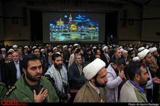 همایش نکوداشت شهدای بسیج جهان اسلام