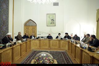 جلسه ستاد ساماندهی حاشیه شهر مشهد