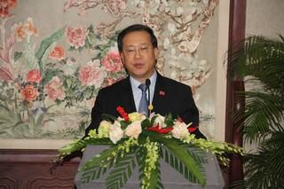 معاون وزیر خارجه چین