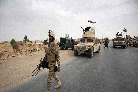 نیروهای مسلح عراق