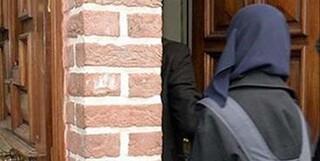دختر مسلمان انگلیسی
