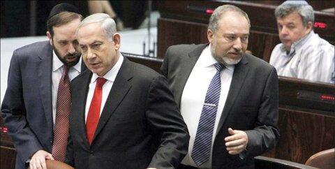 لیبرمن نتانیاهو