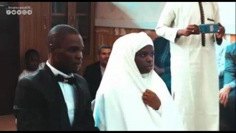 زوج آفریقایی