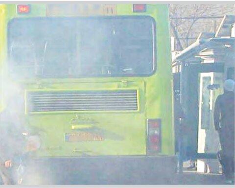 اتوبوس آلاینده