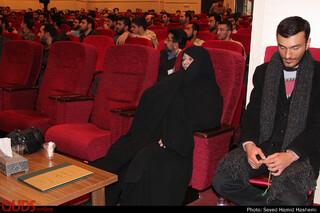 مراسم اختتامیه سی و هشتمین دوره مسابقات سراسری قرآن سپاه پاسداران