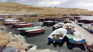 قایق های صیادی