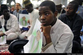 ویژه برنامه ابراهیم آفریقا