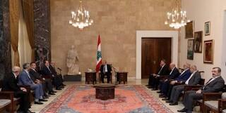رایزنی انتخاب نخست وزیر لبنان