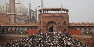 اعتراض هند
