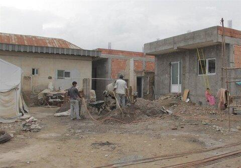 مسکن سیلزدگان